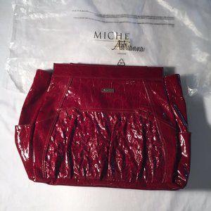 Miche Red Adrianna Prima Shell NWOT